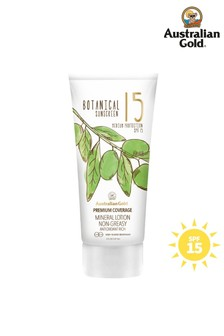 Australian Gold Botanical SPF 15  Lotion