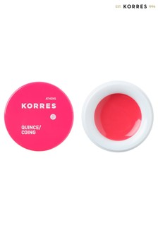 Korres Natural Quince Lip Butter Pot, Vegan