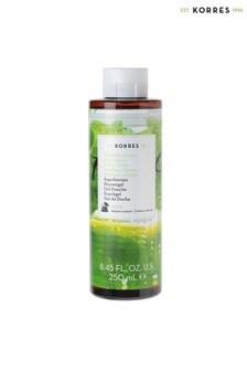 Korres Natural Basil Lemon Shower Gel, Vegan