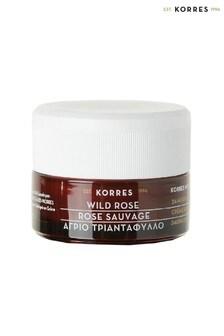 Korres Natural Wild Rose Hydrating Moisturiser Oily/Combination Skin, Vegan