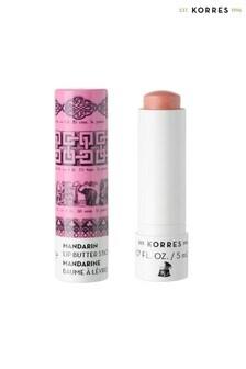 Korres Mandarin Lip Butter Stick SPF15 Pink