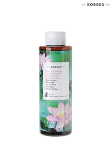 Korres Natural Water Lily Shower Gel, Vegan