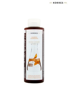 Korres Shampoo Sunflower & Mountain Tea for Coloured Hair