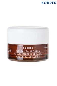Korres Natural Castanea Arcadia Anti-Wrinkle & Firming Day Cream, Vegan