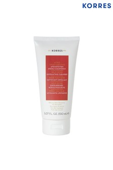 Korres Natural Wild Rose Exfoliating Cleanser