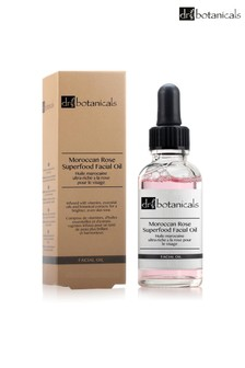 Dr Botanicals Facial Oil Moroccan Rose Superfood