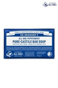 Dr. Bronner's Organic Peppermint Soap Bar