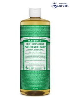 Dr. Bronner's Organic Almond Castile Liquid Soap 946ml