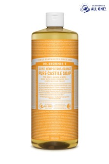 Dr. Bronner's Organic Citrus Castile Liquid Soap 946ml