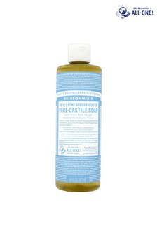 Dr. Bronner's Organic Baby Mild Castile Liquid Soap 473g