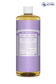 Dr. Bronners Organic Lavender Castile Liquid Soap 946ml
