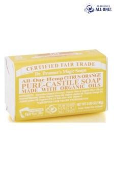 Dr. Bronner's Organic Citrus Soap Bar