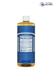 Dr. Bronner's Organic Peppermint Castile Liquid Soap 946ml