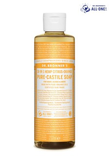Dr. Bronner's Organic Citrus Castile Liquid Soap 237ml