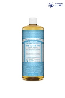 Dr. Bronner's Organic Baby Mild Castile Liquid Soap 946ml