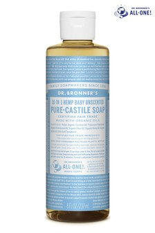 Dr. Bronner's Organic Baby Mild Castile Liquid Soap 237ml