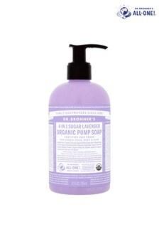 Dr. Bronner's Organic Pump Liquid Soap Lavender