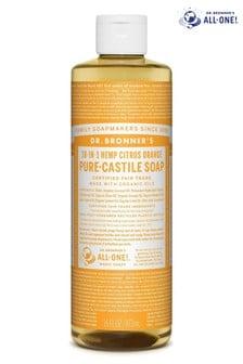 Dr. Bronner's Organic Citrus Castile Liquid Soap 473ml