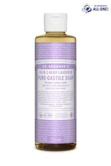 Dr. Bronner's Organic Lavender Castile Liquid Soap