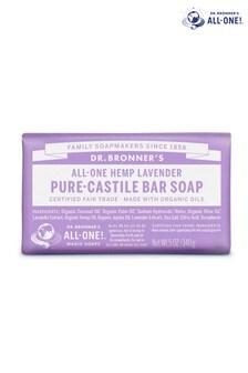 Dr. Bronner's Organic Lavender Soap Bar