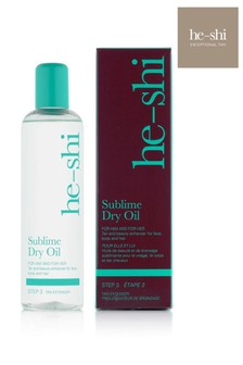 He-Shi Sublime Tanning Dry Oil