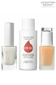 Leighton Denny Active Build Trio Treatment For Thin, Weak Nails