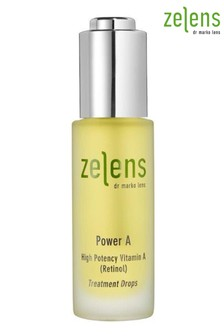 Zelens Power A High Potency Vitamin A Retinol Treatment Drops