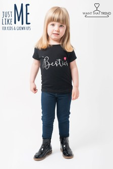 Want That Trend Besties T-Shirt