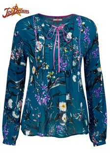 Joe Browns Curve Floral Print Blouse