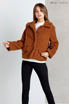 Mela London Teddy Jacket