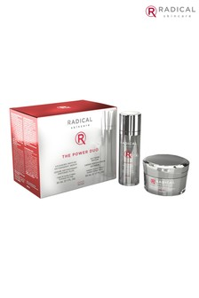 Radical Skincare Power Duo - Extreme Moisture & Advanced Peptide (Serum 30ml & Cream 50ml)