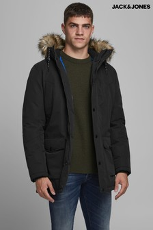 Jack & Jones Hooded Parka Jacket
