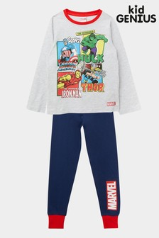 Kid Genius Long Sleeved Pyjama Set