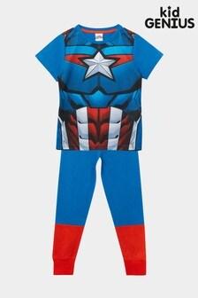 Kid Genius Long Sleeved Pyjama Set