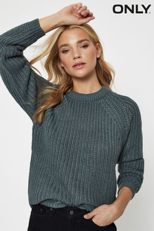 Only Round Neck Knitted Jumper
