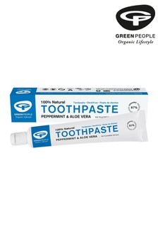 Green People Organic Toothpaste Mint, Vegan