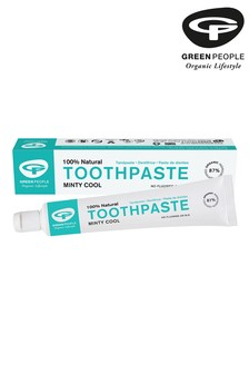 Green People Mint Cool Organic Toothpaste