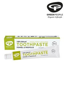 Green People Organic Toothpaste Fennel & Propolis 50ml