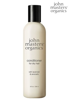 John Masters Organics Conditioner for Dry Hair with Lavender & Avocado 207ml