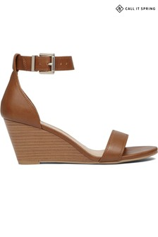 Call It Spring Ladies Wedge Sandals