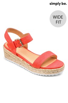 5ace55ee066 Womens Orange Sandals | Ladies Stylish Orange Sandals | Next UK