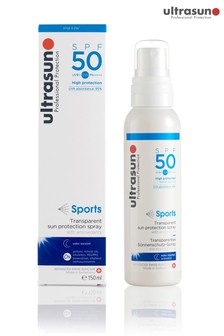 Ultrasun 50 SPF Sports Spray 150ml