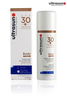 Ultrasun 30 SPF Tinted Body 150ml