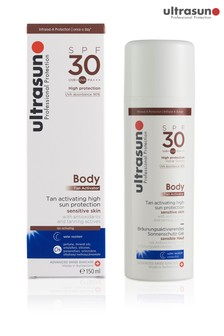 Ultrasun 30 SPF Body Tan Activator 150ml