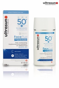 Ultrasun 50 SPF Anti Pollution Daily Face Fluid