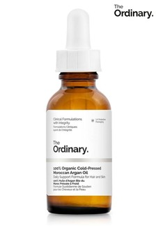 The Ordinary 100% Organic Cold Pressed Moroccan Argan Oil 30ml