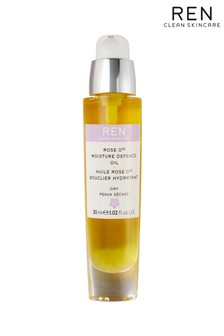REN Rose O12 Moisture Defence Oil 30ml