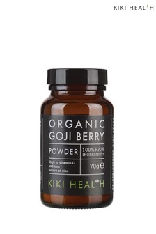 Kiki Health Organic Goji Berry Powder