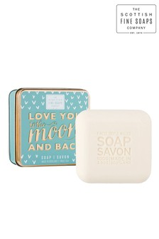 Scottish Fine Soaps 'I Love You To The Moon And Back' Soap