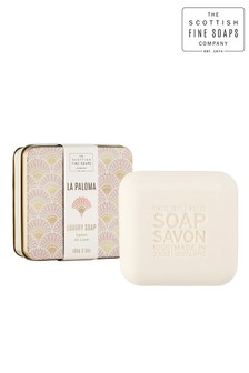 Scottish Fine Soaps La Paloma Soap